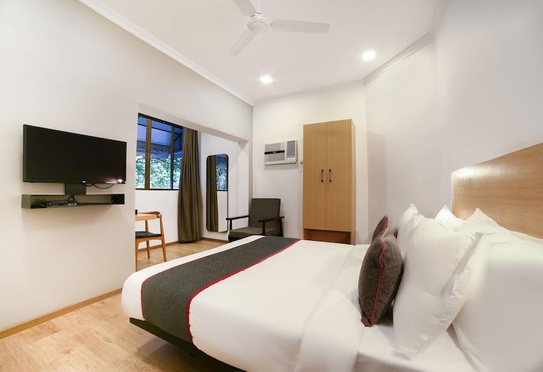 OYO Flagship 573 Chakala Sahar Road, Mumbai, Habitación estándar con 1 cama doble o 2 individuales, Habitación