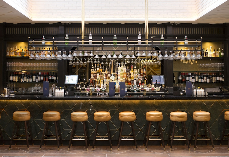 Iveagh Garden Hotel, Dublin, Hotelski bar
