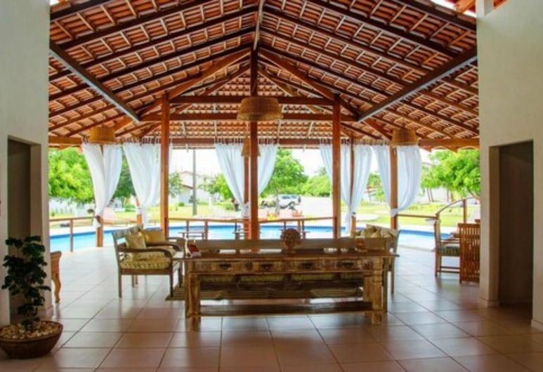 Quinta do Rio - ePipa Hotéis, Tibau do Sul, Štandardná dvojlôžková izba, 1 spálňa, kuchyňa, pri bazéne, Obývačka