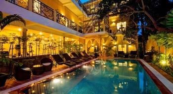 Φωτογραφία του Villa Borann, Πνομ Πεν