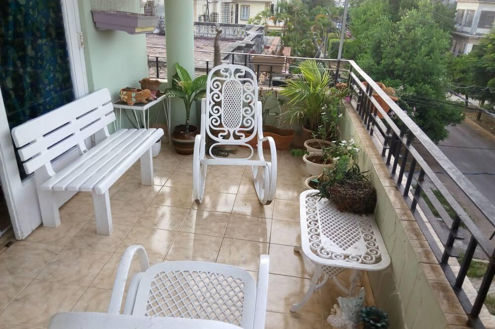 Huoneisto, 2 makuuhuonetta - Terassi/patio