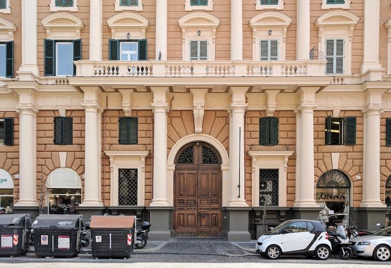 Le Stanze di Federica, Roma, Ingresso hotel
