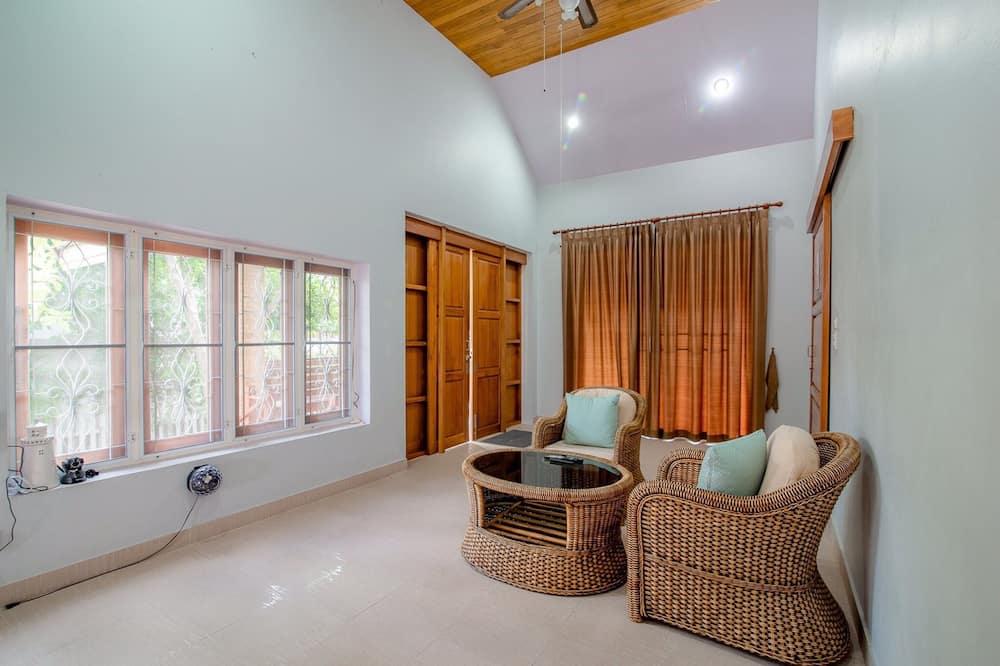 2 Bedroom Pool Villa - Wohnzimmer