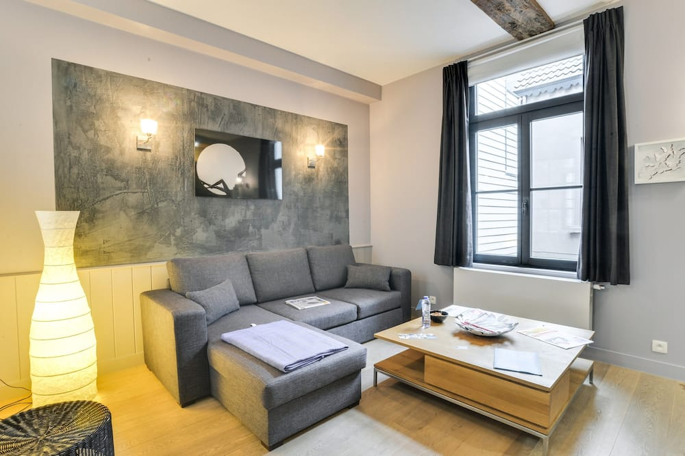 Villa (51 rue de Ruysbroeck) - Wohnbereich