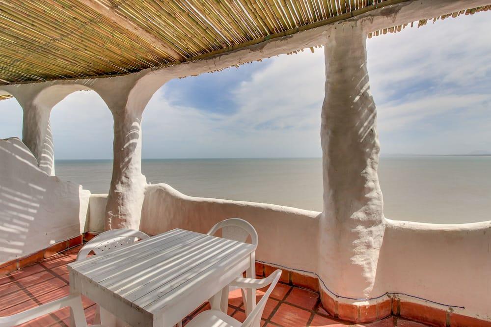 Lejlighed - 1 soveværelse - havudsigt - Terrasse/patio