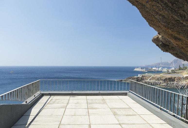 Vila Cais da Gaivota Travel to Madeira, Machico, Vila, 1 miegamasis, Terasa / vidinis kiemas
