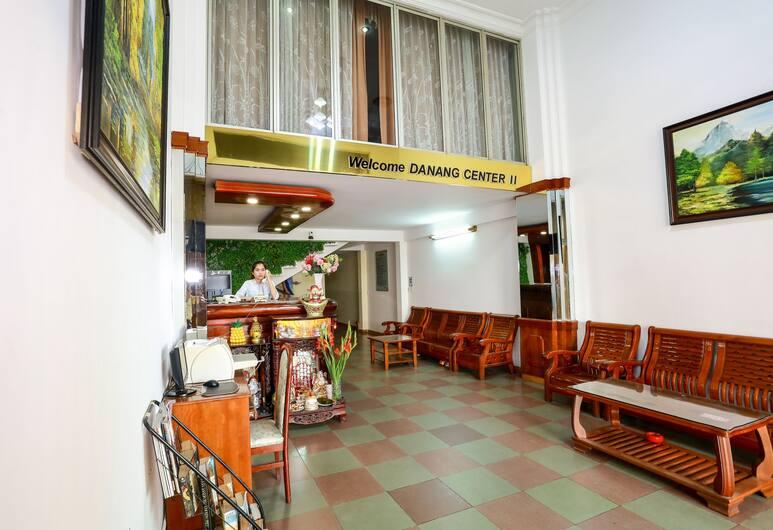 蜆港中心 2 號飯店, 峴港, 大廳
