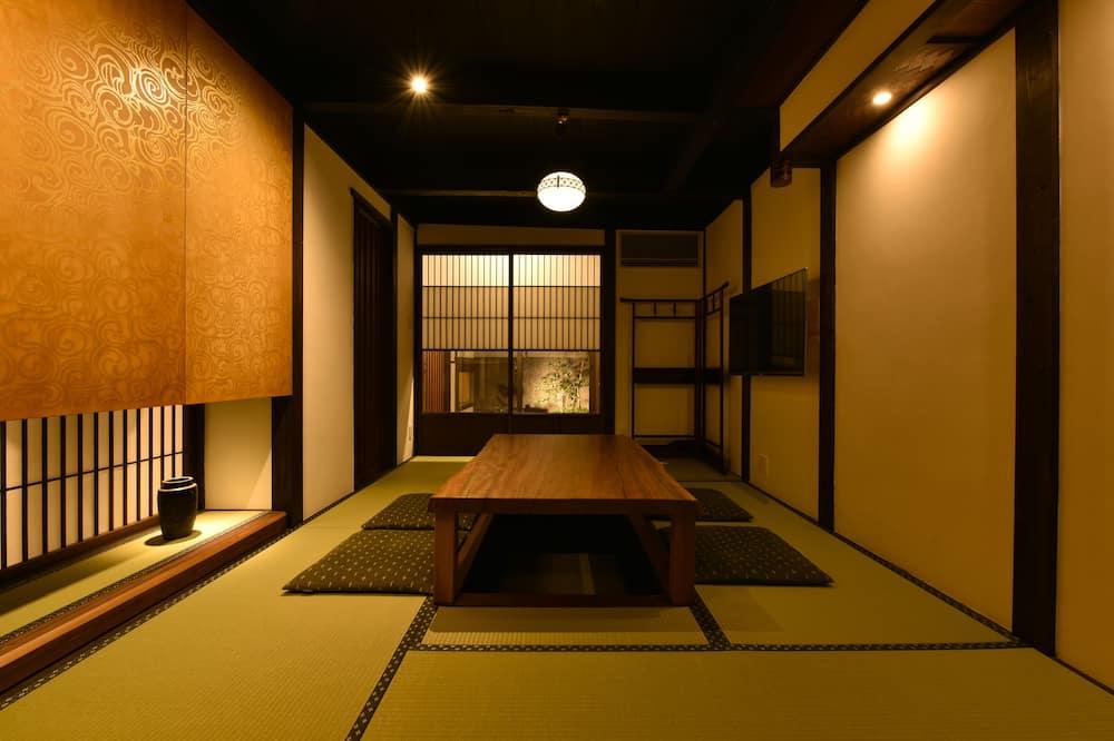 傳統獨棟房屋, 2 間臥室, 非吸煙房 (Private Vacation Home) - 客廳