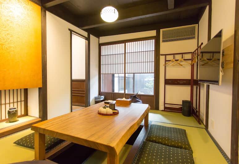京町屋築飯店, Kyoto, 家庭獨棟房屋 (Private Vacation Home), 客廳