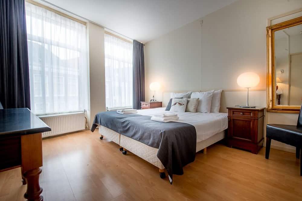 ダブルルーム シングルベッド 2 台 - 部屋