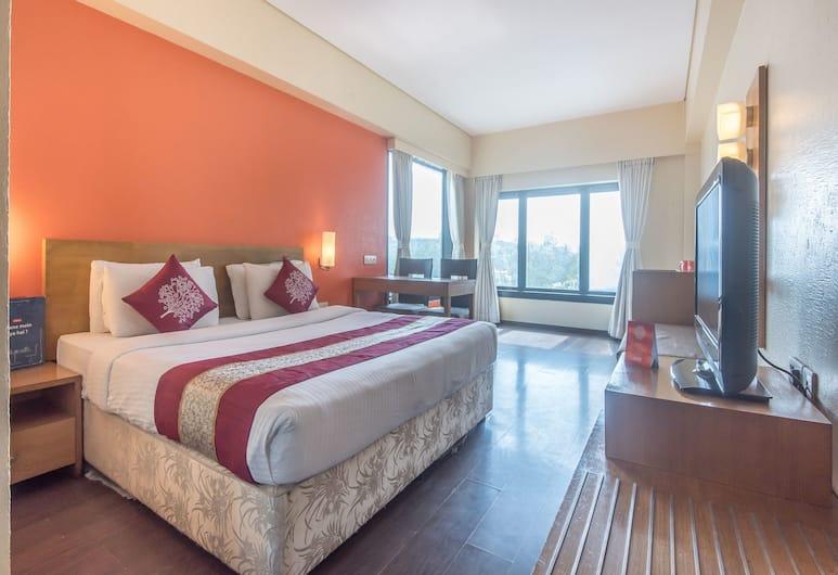 OYO Flagship 584 Santacruz East, Mumbai, Standaard kamer, 1 twee- of 2 eenpersoonsbedden, 1 tweepersoonsbed, privébadkamer, Kamer