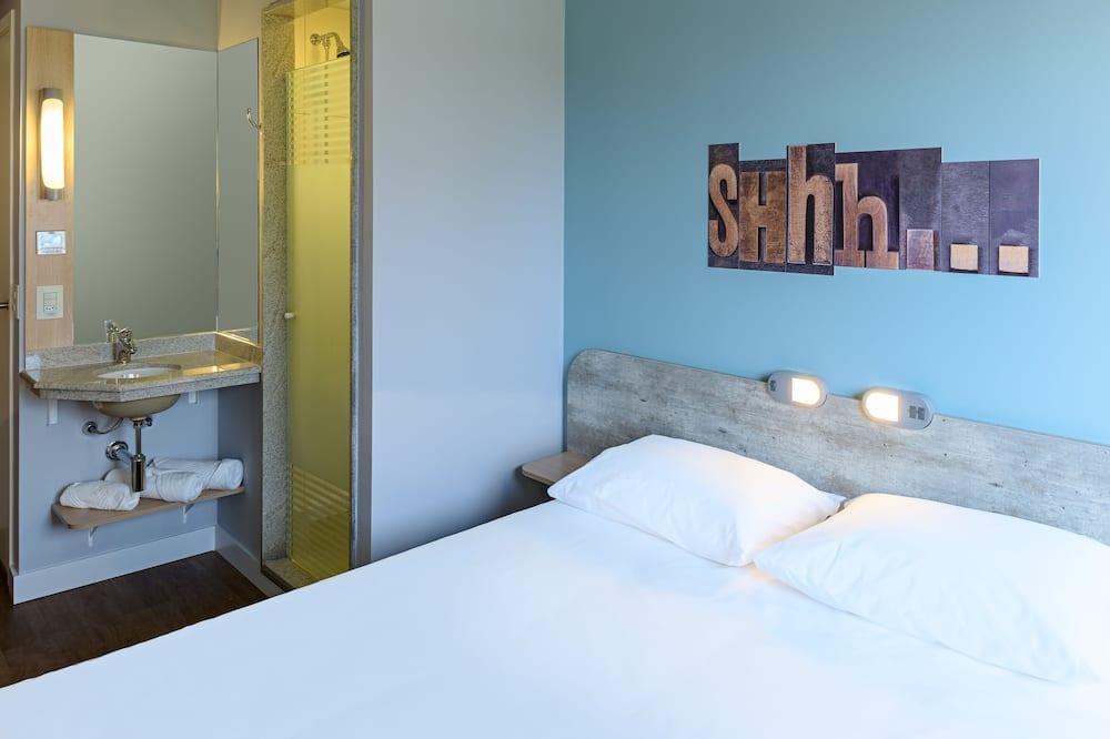 Dvojlôžková izba typu Classic, viacero postelí - Výhľad na mesto