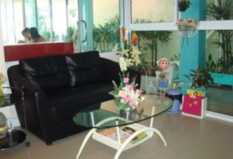 Teeny House,  Nakhon Si Thammarat, Puhkeala fuajees