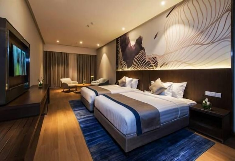 Aber 101, Riyadh, Deluxe Twin Room, Guest Room
