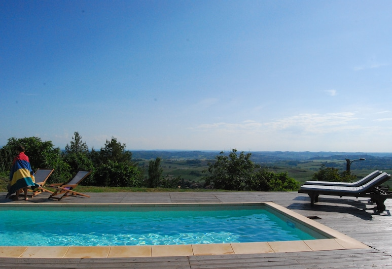 Casale Osvalda, Alfiano Natta, Outdoor Pool