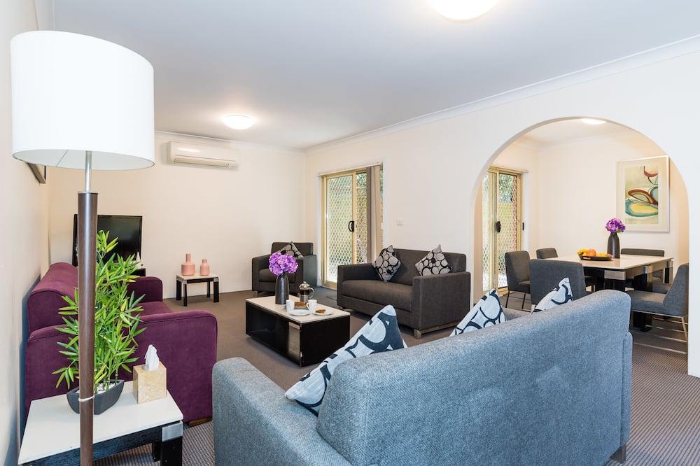 Resortwoning, 3 slaapkamers - Woonruimte