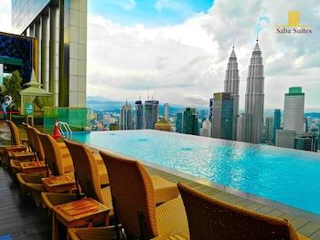 吉隆坡 薩巴套房 - 武吉免登鉑金吉隆坡中城套房飯店的相片