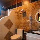 Chambre Quadruple Ville (305) - Salle de bain