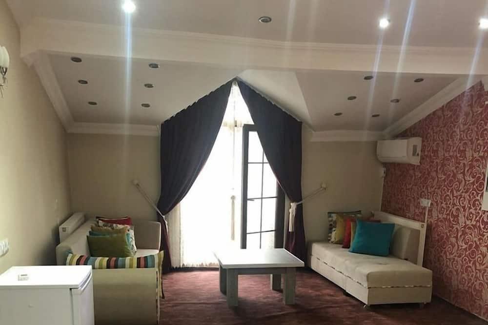 Standard Room, 1 Bedroom - Living Room