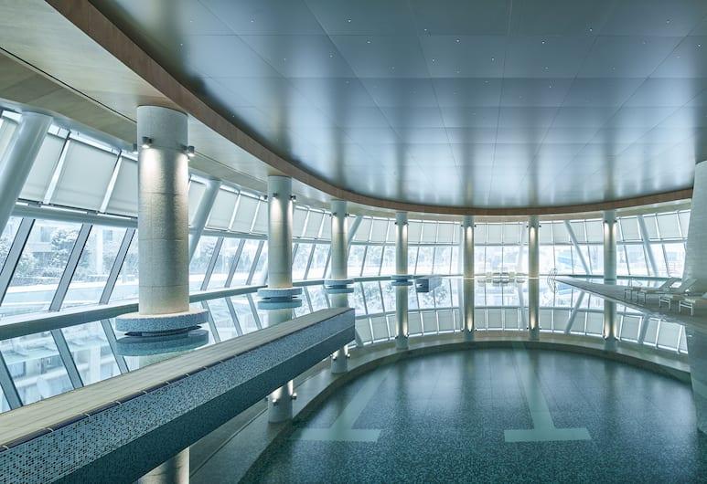Landing Jeju Shinhwa World Hotels & Resorts, Seogwipo, Vidaus baseinas