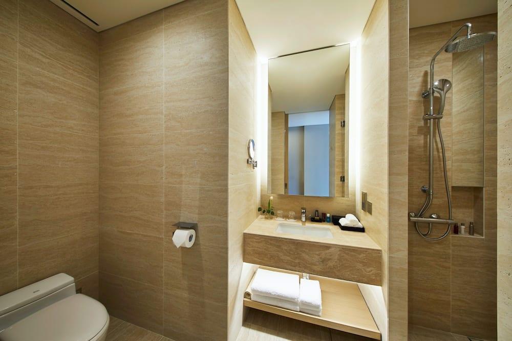 高級客房, 1 張特大雙人床 - 浴室