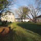 豪華四人房, 2 間臥室, 無障礙, 花園景 - 園景