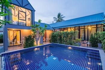 Mynd af Villa Na Pran í Pranburi