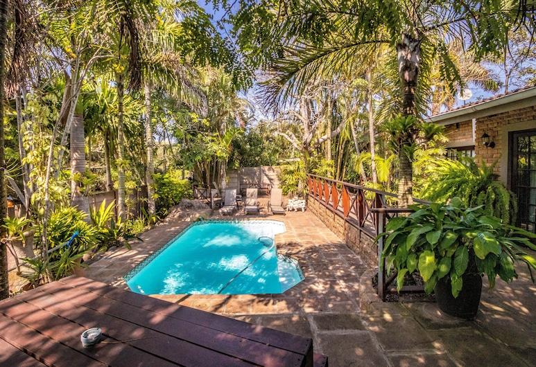 African Dreamz Guest House, St. Lucia, Garden
