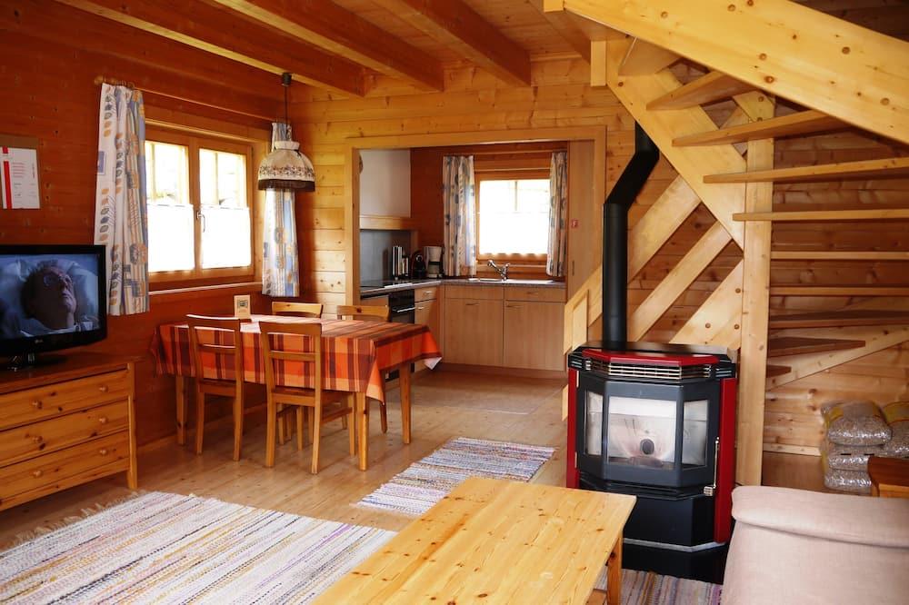 Chalet (Furmia) - Living Area