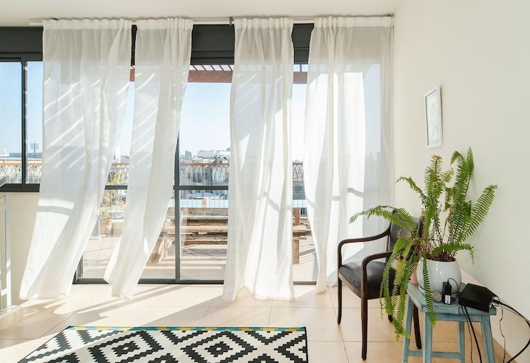 Sea N'Rent - 6 Shimon Hatsadik Tel Aviv, Tel Aviv, Apartmán, 2 ložnice, Balkón