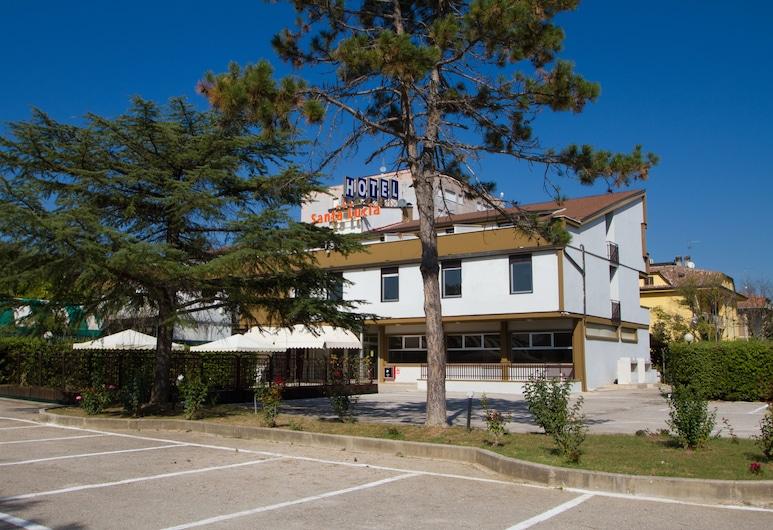 聖露西亞飯店, 巴斯蒂亞布雷, 住宿範圍