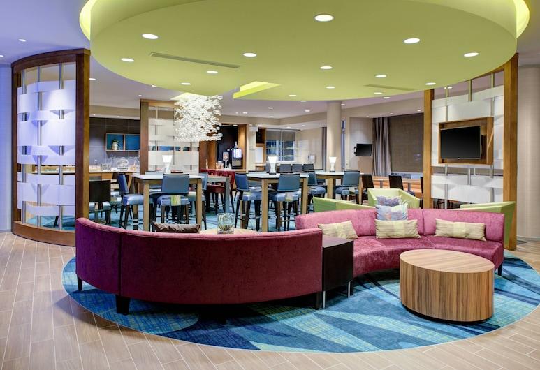 SpringHill Suites by Marriott Augusta, Augusta, Hotellbar