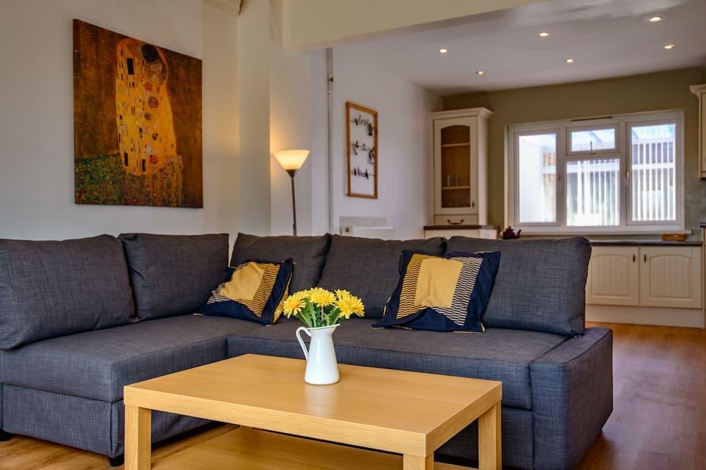 Superior Apartment, 1 Bedroom, Kitchen, Ground Floor - Living Area