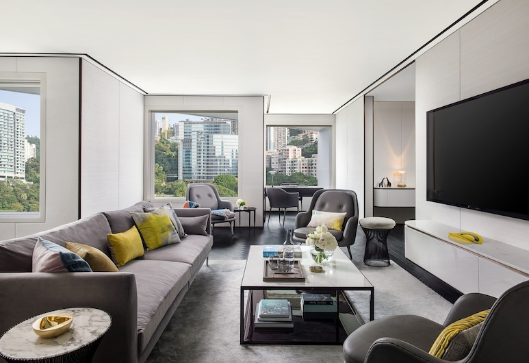 The Murray, Hong Kong, a Niccolo Hotel, Hong Kong, Quarto Nobre, Quarto