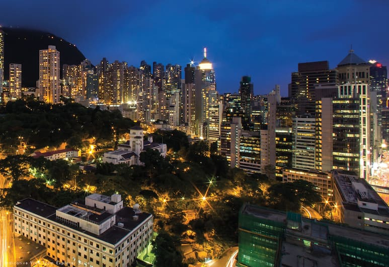 The Murray, Hong Kong, a Niccolo Hotel, Hong Kong, Explorer Suite, Guest Room View