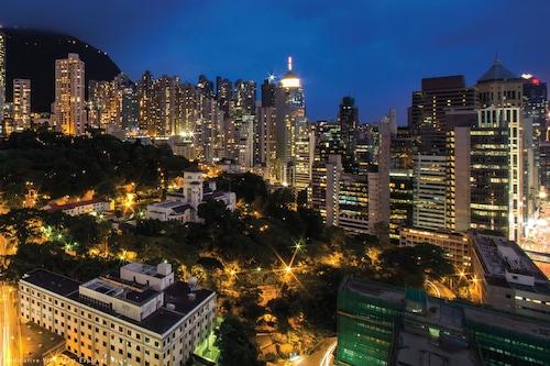 香港美利酒店/