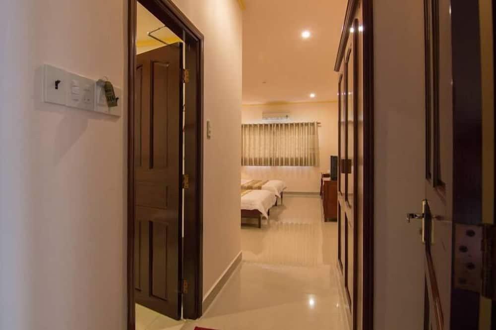 高級雙床房 - 客房