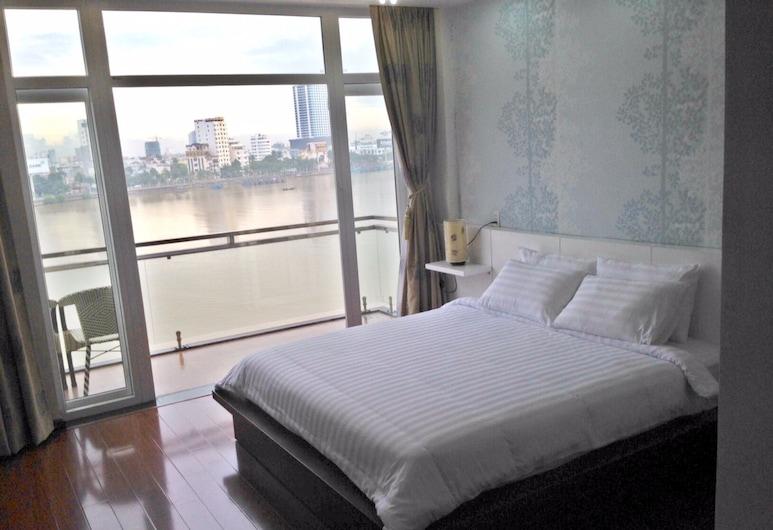 花開七月酒店, 峴港, 高級客房, 河景, 客房