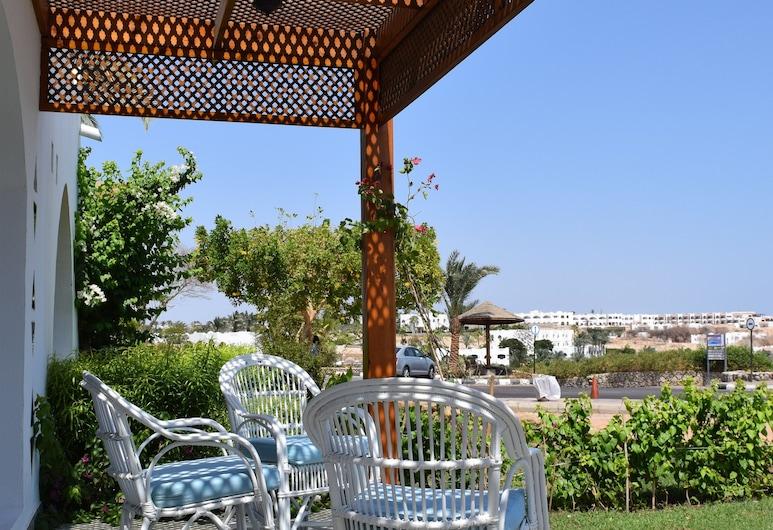 多米娜珊瑚灣渡假屋飯店, 香榭客, 露台