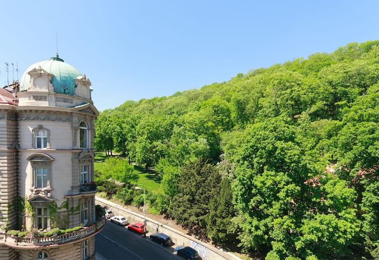 Hotel Kinsky Garden, Praha, Vaade hotellist