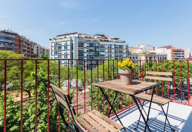 Apartments Freser 78, Barcelona, Deluxe Apartment, 2 Bedrooms, Terrace, Balcony View