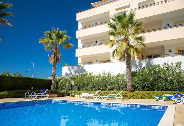 A05 - Luxury 1 Bed Fully Equipped with pool by DreamAlgarve, Lagos, Venkovní bazén