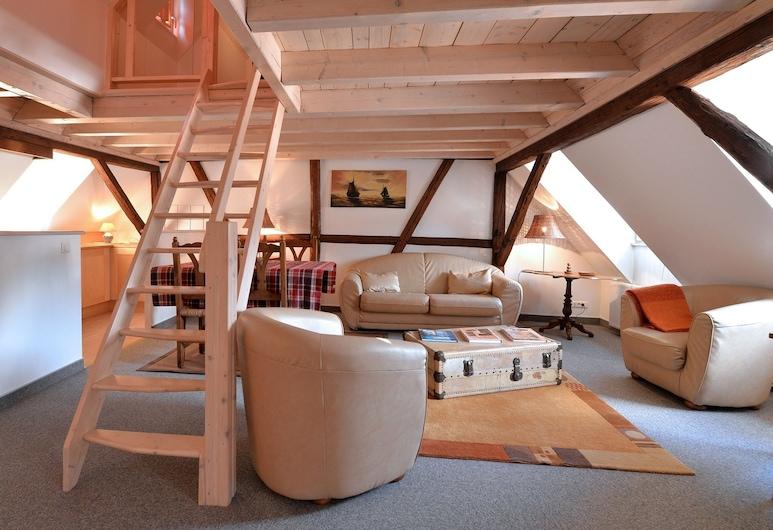 La Cour des Nobles, Riquewihr, Duplex, Mountain View (4 Étoiles | Ammerschwihr), Hotel Lounge