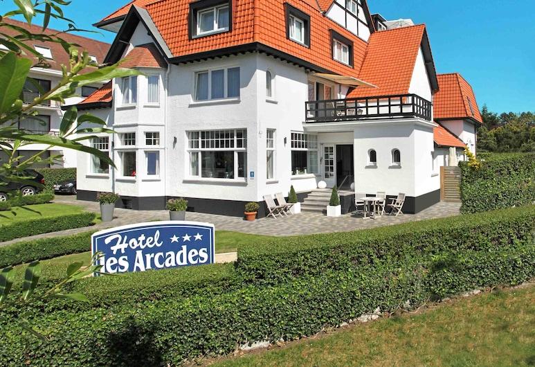 Hotel Les Arcades, Knokke-Heist