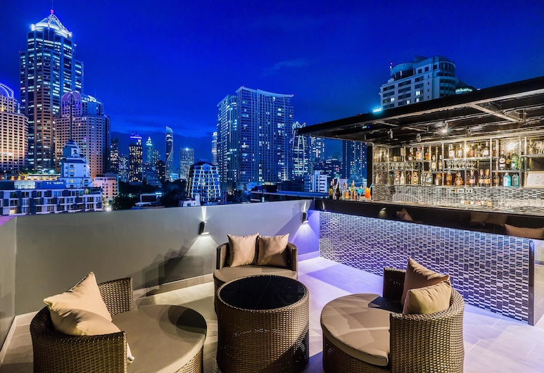 Surestay Plus Hotel By Best Western Sukhumvit 2, Bangkok, Superior Room, 2 Single Beds, Non Smoking (Room Only), Hotel Bar
