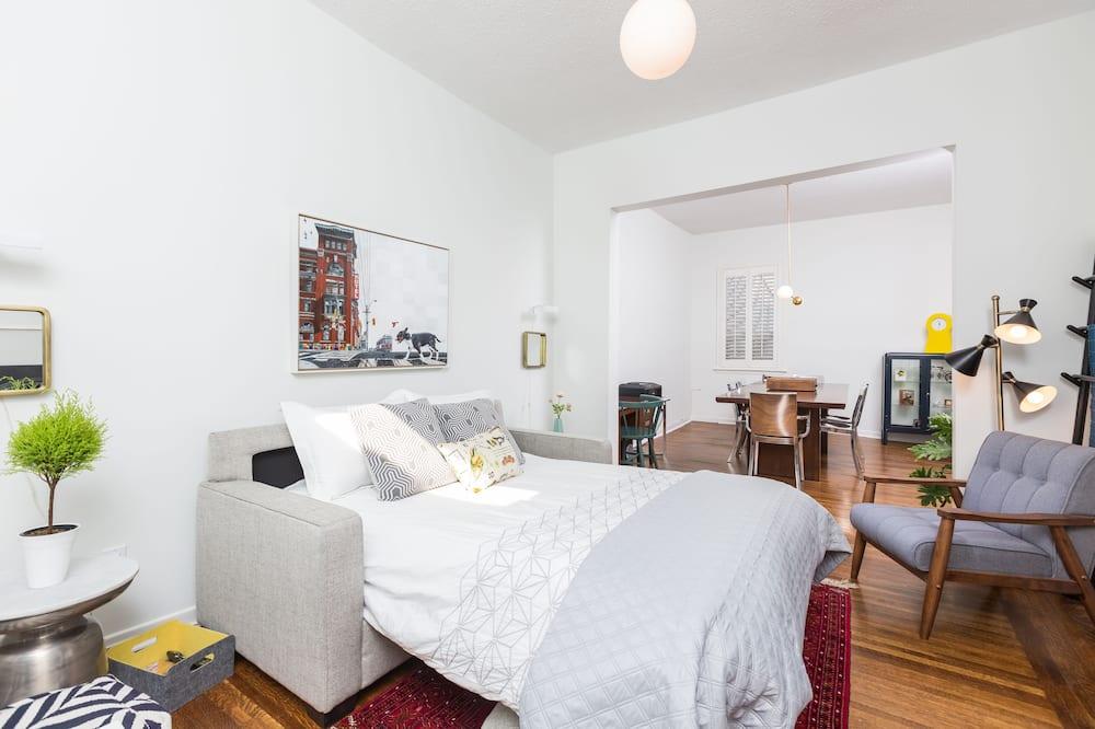 ซิตี้อพาร์ทเมนท์, 3 ห้องนอน - ห้องพัก