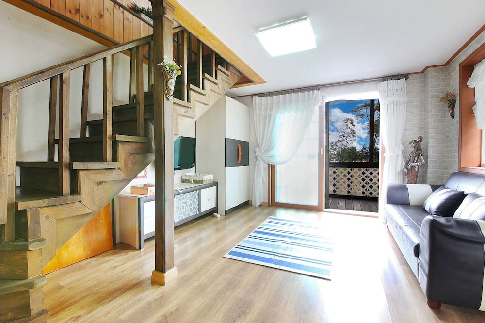Dúplex - Sala de estar