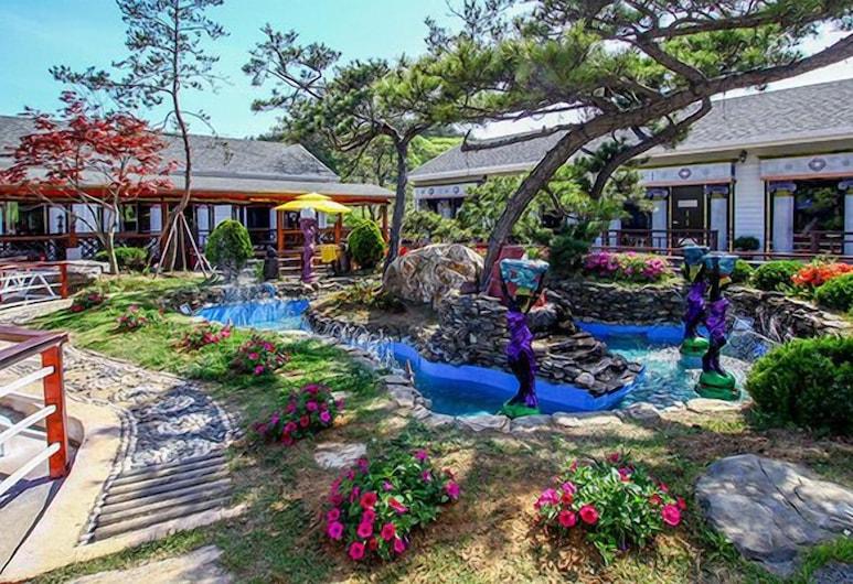 乙旺里海與星之家旅館, 仁川, 住宿範圍