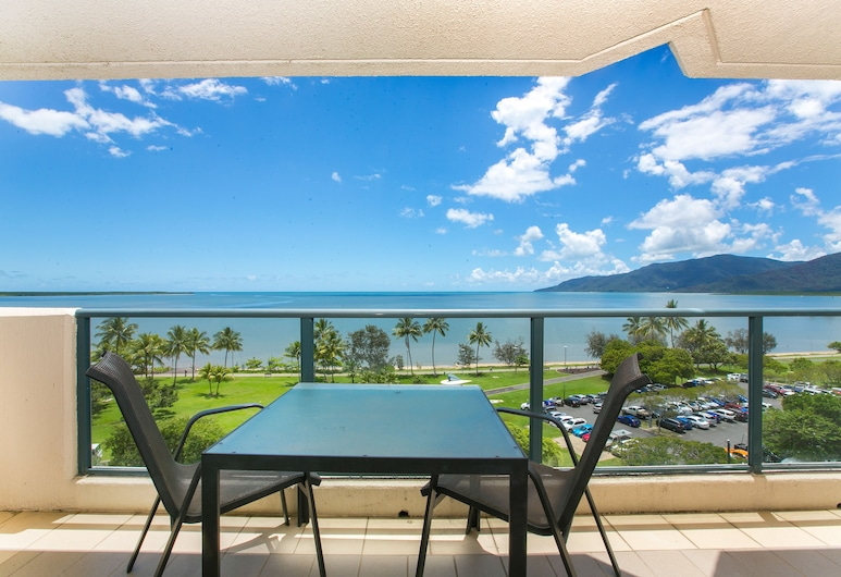 Cairns Oceanview at 181 The Esplanade 34, Cairns North, Apartment, 2 Bedrooms, Balcony