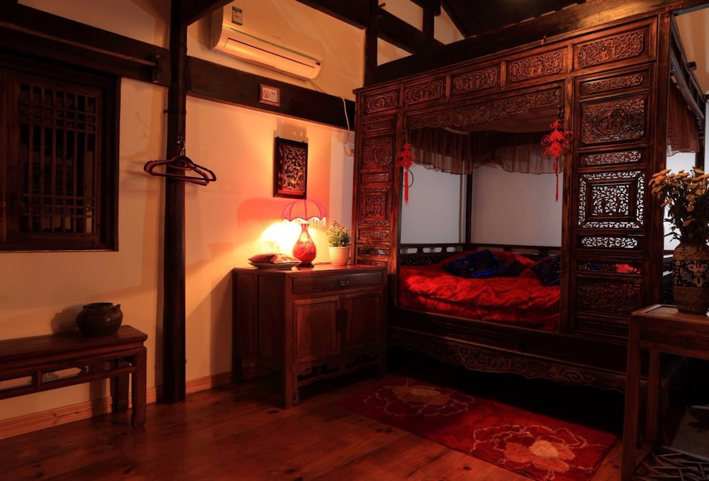 Hui Boutique Hotel Huangshan Double Room Guest